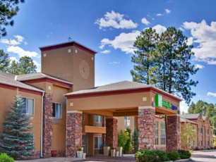 Holiday Inn Express Pinetop Arizona