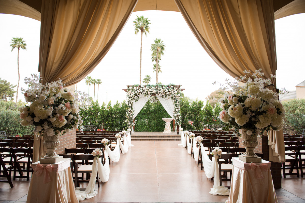 Villa Tuscana Reception Hall In Mesa Arizona