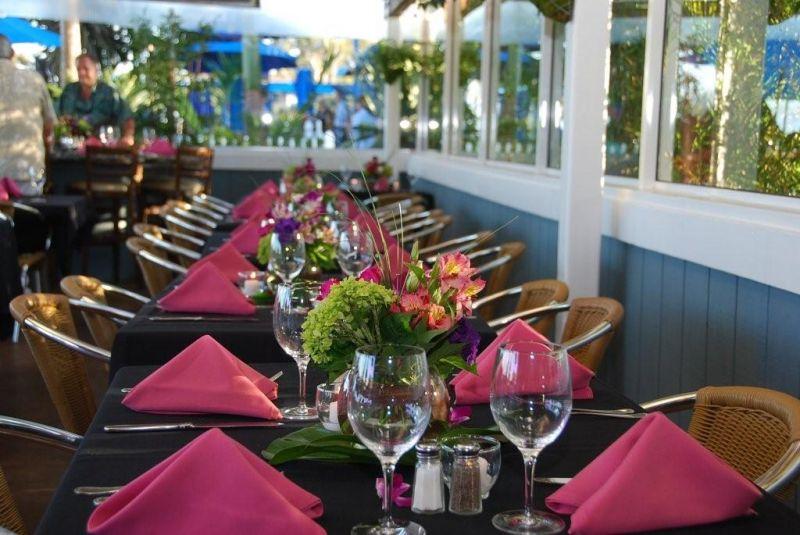 Proud Mary's Restaurant in Dana Point, California