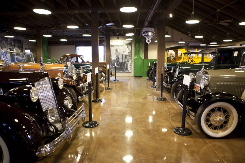 Motte Historical Car Museum Sun City Ca