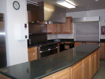 San Clemente Community Center Kitchen San Clemente Ca 92672