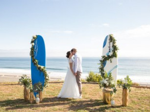 Malibu Seaside Wedding Elopements