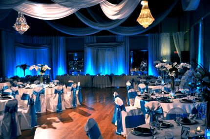 The Crystal Ballroom In Casselberry Florida
