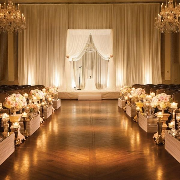 Indoor Wedding Themes: Pompano Beach, FL, 33069