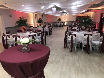 Tropical Paradise Banquet Hall And Conference Center In