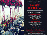 Dynasty Banquet Hall