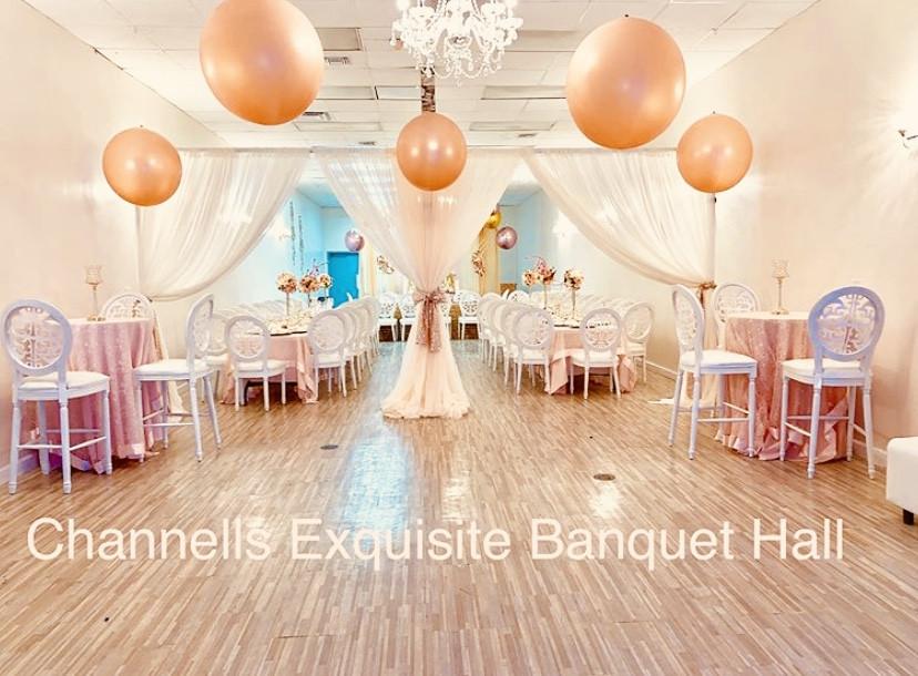 channells exquisite banquet hall miami fl - Halls For Rent In Miami Gardens