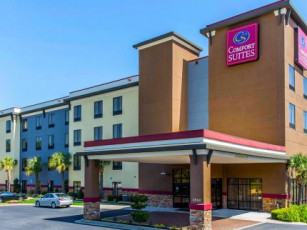 Comfort Suites Hotel Stockbridge