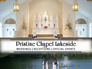 Pristine Chapel Lakeside