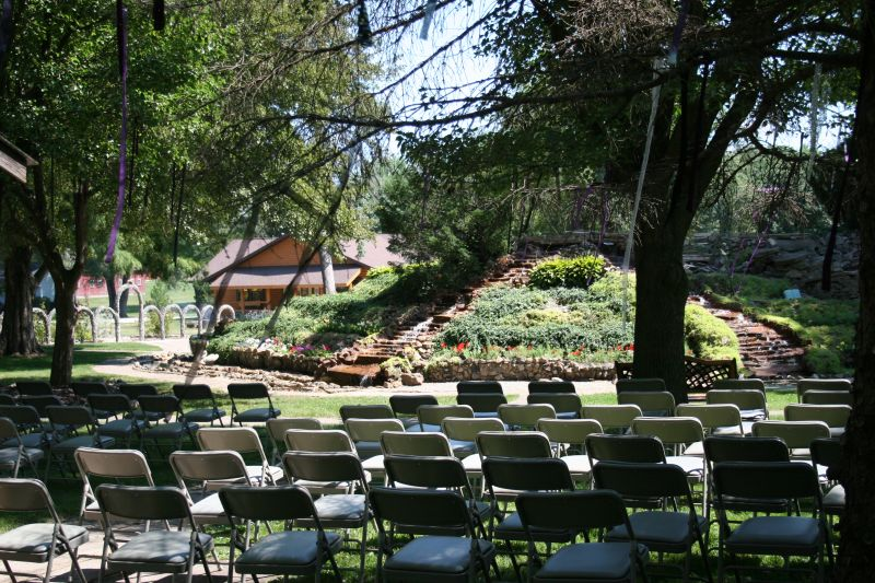 weddings and receptions - Rock Home Gardens