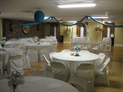 Downman Plaza Banquet Hall In New Orleans Louisiana
