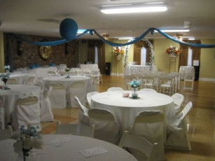 Downman Plaza Banquet Hall