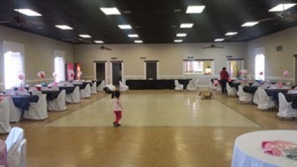 The Evangeline Shrine Club Event Hall