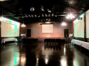 The Mezzanine Event Hall
