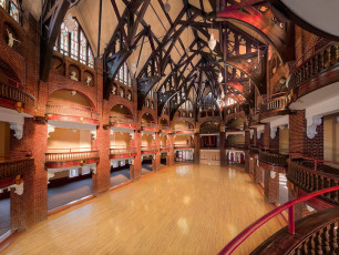 National Park Seminary Ballroom