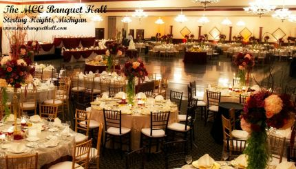 Banquet Halls Around Waterford Michigan Research And