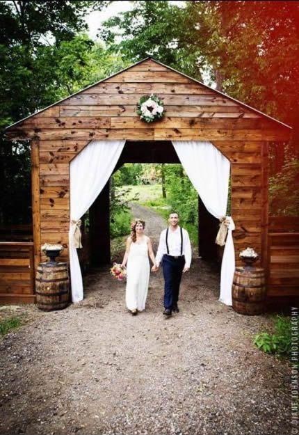 The Vale Royal Barn In Fenton Michigan