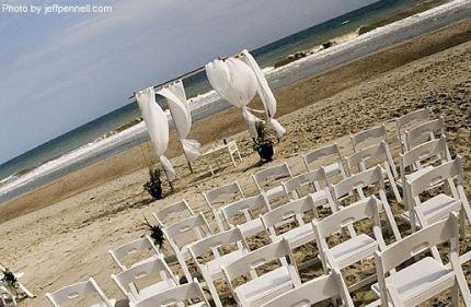 A Seaside Wedding By Emerald Isle Realty