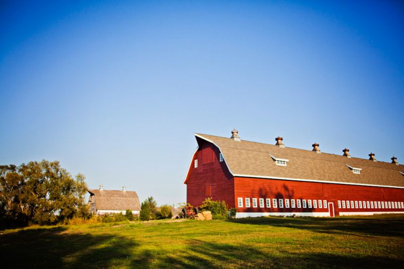 The Barn At The Ackerhurst Dairy Farm Bennington Ne
