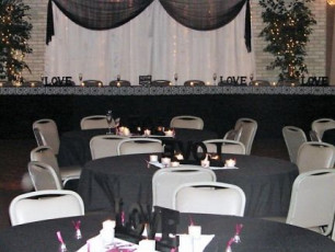 Tower Hall Banquet Facility