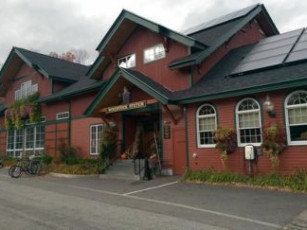 Woodstock Inn Station and Brewery