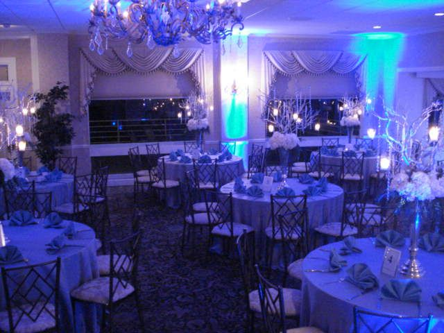 Wedding Catered Event Nightclub Social Jumping Brook Country Club Party In The