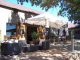Nine Oaks Country Restaurant Paarl.