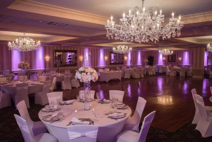 Sterling Ballroom at the DoubleTree Tinton Falls NJ