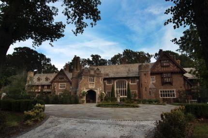 Glynallyn The Castle In Morristown New Jersey