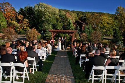 Minerals Resort Spa Wedding Garden