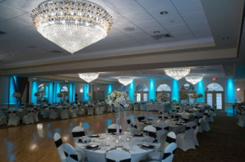 Versailles Ballroom at the Ramada Inn of Toms River