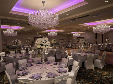 Crystal Ballroom at Radisson Freehold