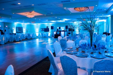 Atlantis Ballroom at the TR Hotel of Toms River NJ