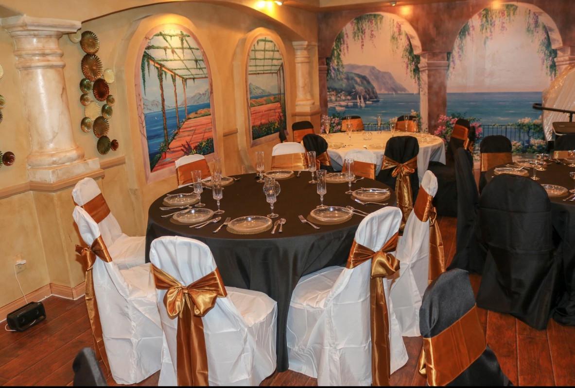 Chateau Gerideau Banquet Hall In Las Vegas Nevada