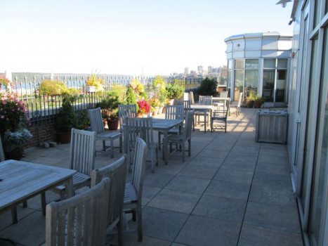 Rooftop Patio Event Space