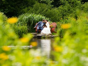 Catskill Weddings at The Natural Gardens