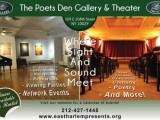 Poet's Den Gallery and Theater