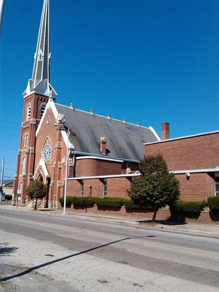 Evangelical United Church Of Christ In Portsmouth Ohio