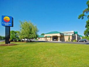 Fireside Conference Room Comfort Inn Selinsgrove