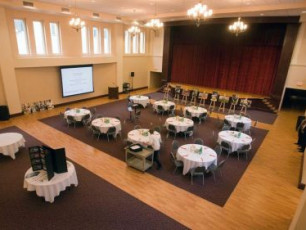 Wallace Event Center