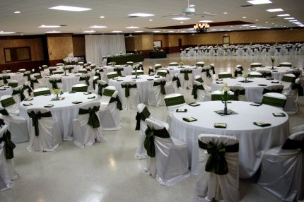 Yellow Rose Reception Hall In New Caney Texas