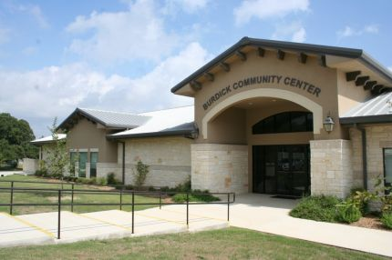 Burdick Community Center Boerne Tx 78006