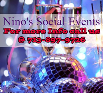 Nino's Social Events