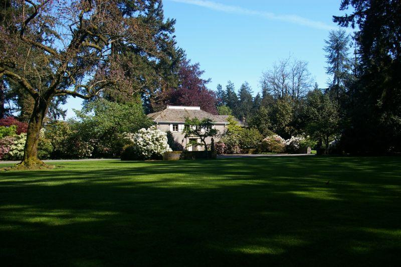 Lakewold Gardens In Lakewood Washington